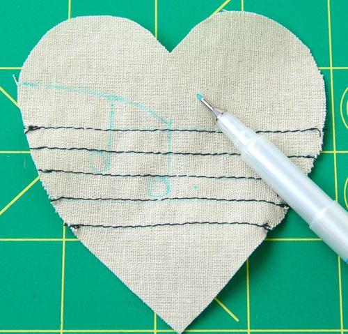 art quilting tutorial