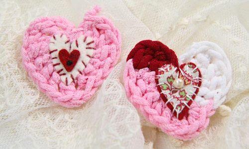 Crochet hearts-051