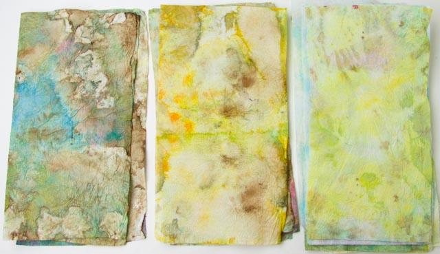 Paper towel art-001