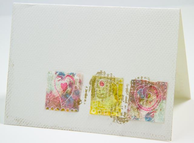 Paper towel art-034