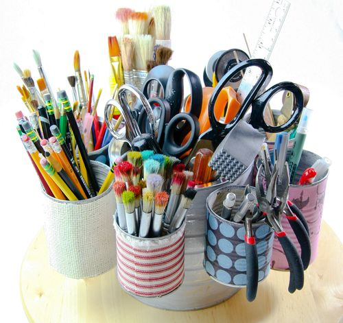 Tin can organizer-036