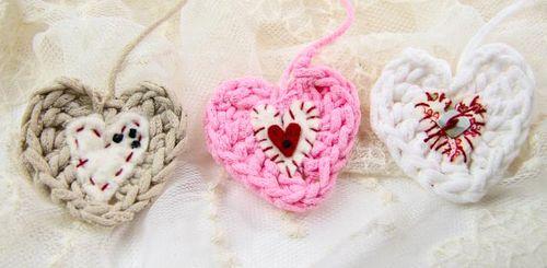 Crochet hearts-040