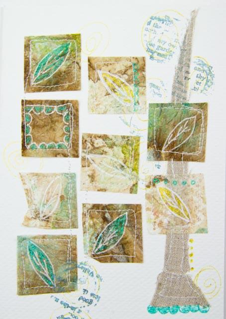 Paper towel art-052