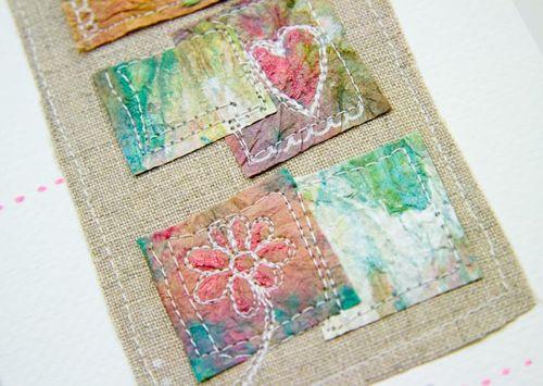 Paper towel art-042