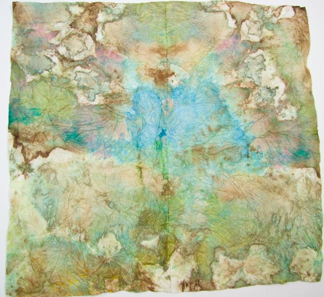 Paper towel art-018