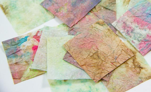 Paper towel art-006