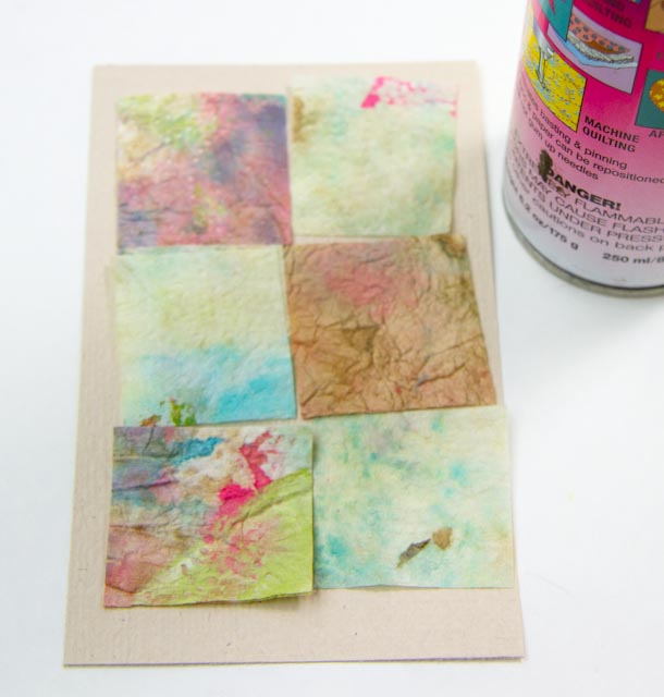 Paper towel art-007
