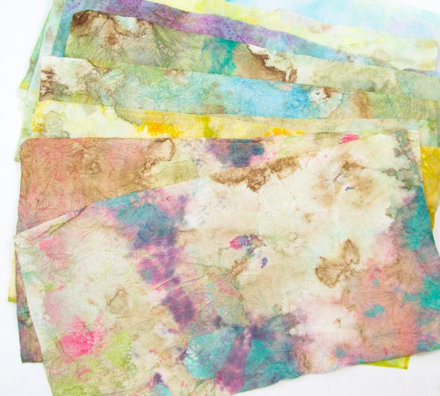 Paper towel art-003