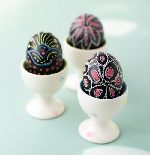 Cynthia shaffer chalkboard paint eggs doodling fabulous paint and hard boiled eggs chalkboard eggs 015 ccuart Gallery
