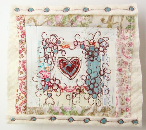 Art quilts for AQS-017