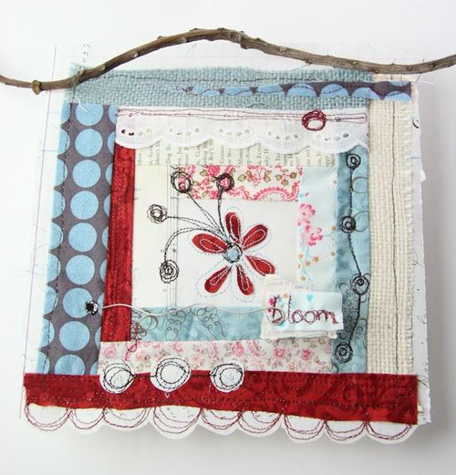 Art quilts for AQS-015