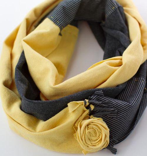 Infinity scarf-201