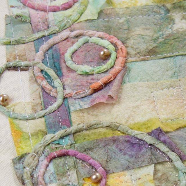 Paper towel art quilts-040