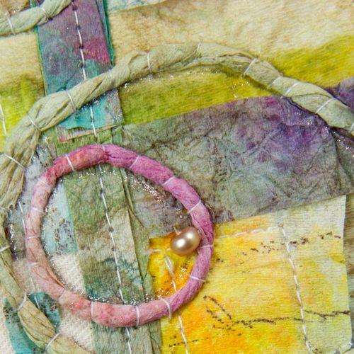 Paper towel art quilts-039