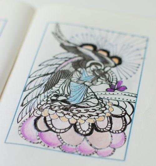 Crescendoh gallery Doodle in book-024