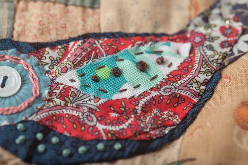 Bird quilt sqaure sample-031
