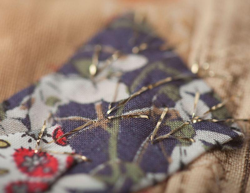 Bird quilt sqaure sample-037